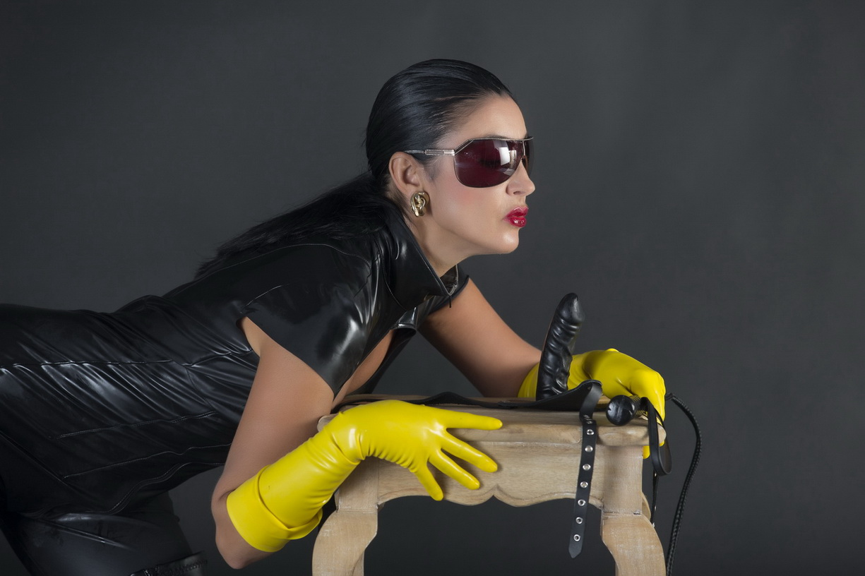 mistres dafne latex